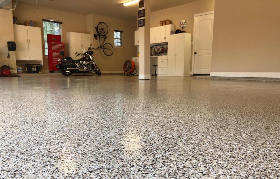 Houston Epoxy Flooring Installers